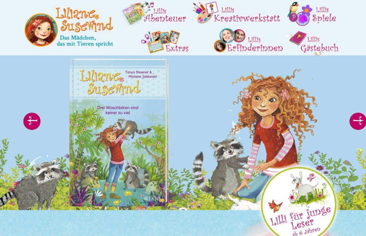 Liliane Susewind Malvorlage Coloring And Malvorlagan